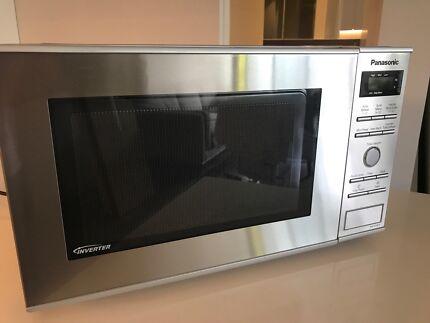 Panasonic Nn Sd381s Microwave Oven
