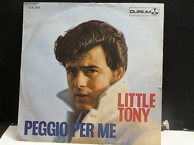 LITTLE TONY Peggio per me DURIUM LDA 7515 ITALIE