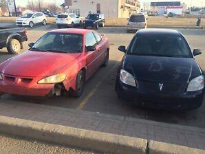 2006 Pontiac g5 pursuit 178,0000kms