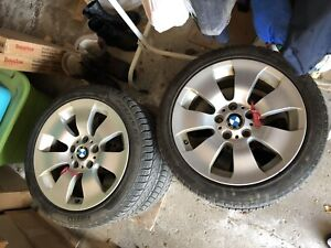 BMW MAGS 17 POUCES OEM