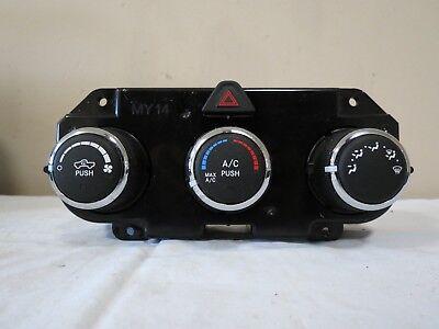 14-15 2014-2015 Dodge Ram Truck AC Heater Climate Control Module Unit Panel OEM