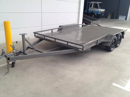 Car trailer from John Papas Trailers. Australian Made. Welshpool Canning Area Preview