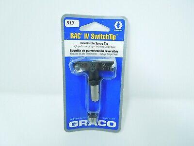 Paint Sprayer Accessories Graco Paint Sprayers Rac Iv 517 Tip 221517