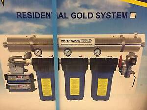 ULTRAVIOLET WHOLE HOUSE WATER FILTRATION  100lpm  Assembled-NEW! South Fremantle Fremantle Area Preview