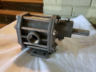 S41734cd Garner Denver Oberdorfer Stainless Steel Gear Pump New