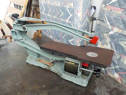 B27049 PORSCHE Scroll Saw Model MS-22 Industrial Mount Barker Mount Barker Area Preview