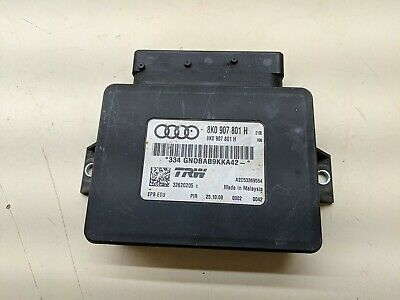 2008 2009 2010 2011 2012 AUDI S5 B8 - PARKING BRAKE CONTROL MODULE