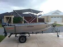 Stacer 3.7 mtr with 15hp yamaha Atwell Cockburn Area Preview
