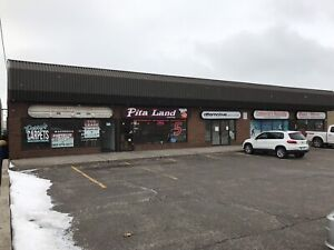 Commercial/Retail Unit for lease. Great Location in Oshawa