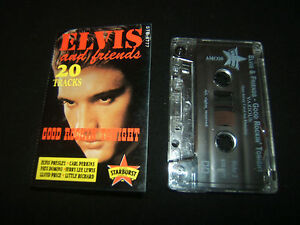 ELVIS-PRESLEY-AND-FRIENDS-GOOD-ROCKIN-TONIGHT-AUSTRALIAN-CASSETTE-TAPE