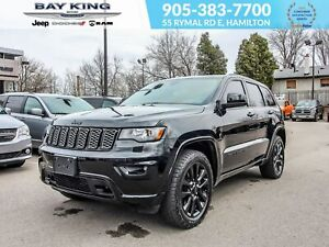 2018 Jeep Grand Cherokee 4X4, BACK UP CAM, SUNROOF, TRAILER TOW