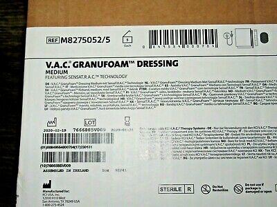 Kci V.a.c. Granufoam Dressing Medium M82750525 Boxed
