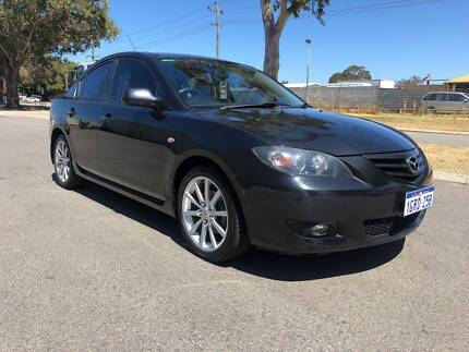 2005 MAZDA 3  NEO  SEDAN    MANUAL   12 MONTH FREE WARRANTY Kenwick Gosnells Area Preview