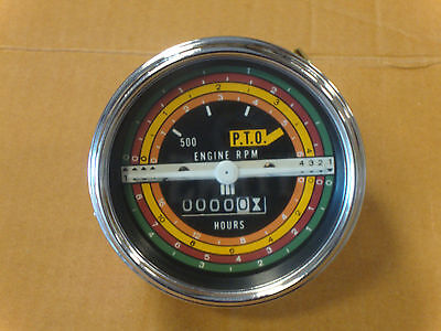 424 444 2424 2444 International Ih Tachometer Gas Model Tractors
