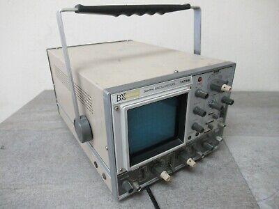Bk Precision 1479b 30mhz Dual Trace Oscilloscope 9856c