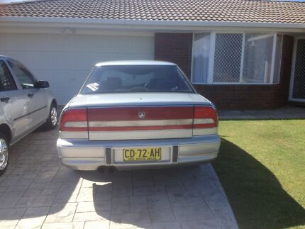 1996 Holden Caprice Sedan Banora Point Tweed Heads Area Preview