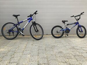 Mountain Bike and BMX Bicycles Special Combo