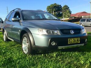 2005 Holden Adventra CX6 4x4 V6 Auto SUV wagon Low KM's Leumeah Campbelltown Area Preview