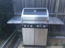 Matador 4 burner BBQ with extra burner Mosman Mosman Area Preview
