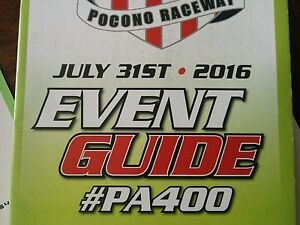 NASCAR POCONO TICKETS