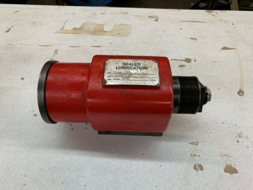 Heald red head spindle