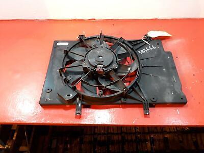 2011 FORD FIESTA Radiator Cooling Fan/Motor