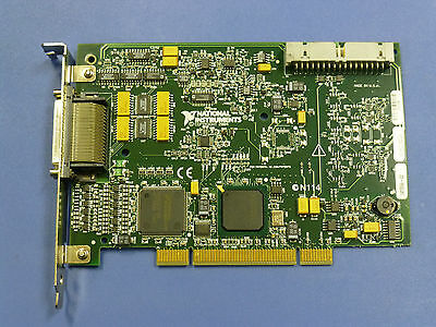 National Instruments Pci-6224 Ni Daq Card Analog Input Multifunction