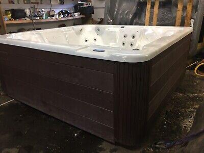 Hot Tub Plastic Cladding