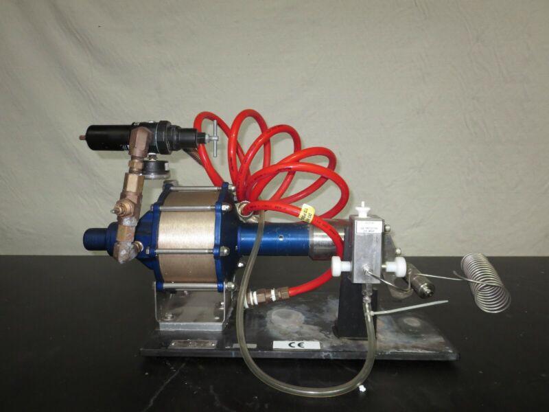 Microfluidics 110S Microfluidizer w/ Ceramic Processing Module