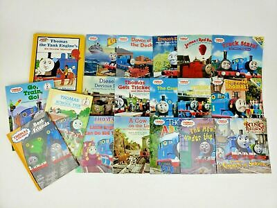 Thomas The Train & Friends Book Lot of 19 Picture Books I can Read it Story