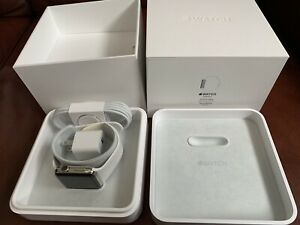 Apple Watch -  Series 2 - Stainless Steel - 42mm