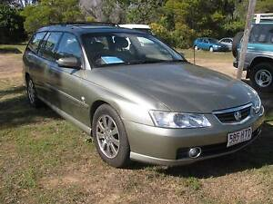 2004 Holden Berlina Commodore Wagon - excellent condition. Kensington Bundaberg Surrounds Preview