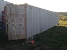 40 foot shipping container Primrose Valley Queanbeyan Area Preview