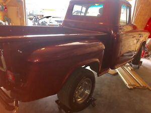 For Sale 1957 Chevy Short Box Step Side