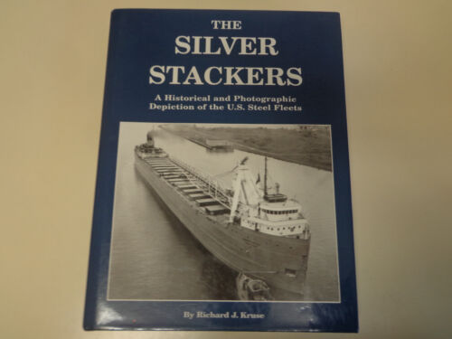 The Silver Stackers – United States Steel Fleets HBDJ U.S. Steel Cargo Ships