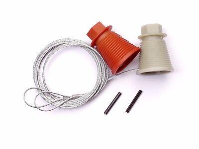 Cardale CD45 Cones Cables Lift Wires Garage Door Spares Parts Apex Wickes Wessex