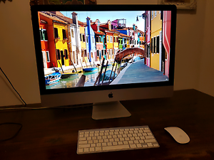 "Apple Mac 27"" 5k screen Northam Northam Area Preview"