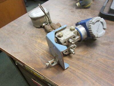 Foxboro Differential Pressure Transmitter Idp25-d22b21f-m1 12.5-42vdc 3626psi