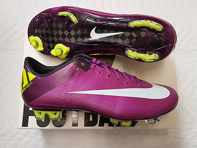 outlet store 577d4 be97e NEU NIKE MERCURIAL VAPOR SUPERFLY III FG UK 7.5 EU 42 X XI ELITE  FUßBALLSCHUHE