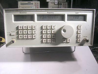 Wavetek 2500 Signal Generator Tested Good