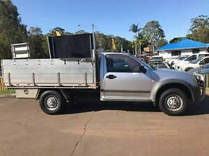 2007 Holden Rodeo C/Chasis -Dual Fuel (LPG/Petrol)- V6 -Driveaway Cleveland Redland Area Preview