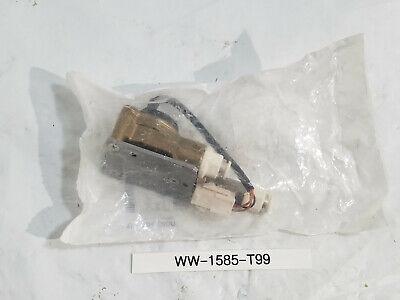 New Thermoplan Flowmeter 40500.1924 Fh Molex D1.2 Brass