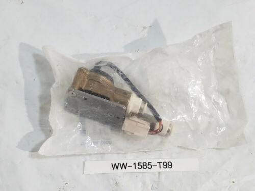 New Thermoplan Flowmeter 40500.1924, FH Molex D1.2 Brass