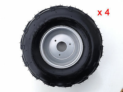 Atv,rv,boat & Other Vehicle Go Kart Karting Atv Utv Buggy 16x8-7 Inch Wheel Tubeless Tyre Tire With Hub Back To Search Resultsautomobiles & Motorcycles