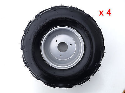 Go Kart Karting Atv Utv Buggy 16x8-7 Inch Wheel Tubeless Tyre Tire With Hub Back To Search Resultsautomobiles & Motorcycles Atv,rv,boat & Other Vehicle