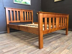 Federation style double bed frame SYDNEY DELIVERY & ASSEMBLY AVAILABLE