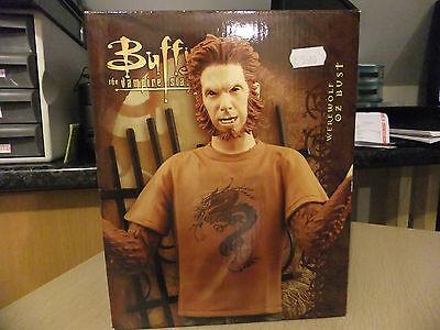 Buffy The Vampire Slayer Werewolf OZ Bust