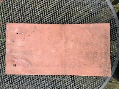 Terra Cotta Roof Shingles 12 Thick 15 X 7 12 We Have About 300 1 Each