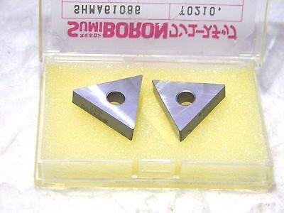 Sumitomo Electric Carbide Inserts NU-TNMA431 Grade BN250 Qty. 2 #SHMA61086