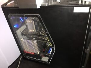 Selling Gaming PC w/ monitor, keyboard and mouse!